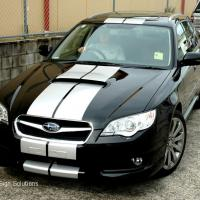 Vehicle stripes for all makes and models