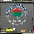 Trailer vinyl letters Trailers for sporting club advertising Australia