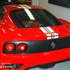 Vehicle stripes ferrari Australia