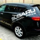 Vehicle subaru Australia