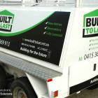trailer signs and advertising Australia