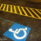 We can supply all your compliant disabled carpark signage and line marking compliant disabled and all carpark signage and stencilling by Absolute Sign Solutions Australia