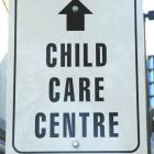 Absolute Sign Solutions produce Directional, compliant and OHS signage for child care centres, schools and all types of businesses Directional child care centre signage by Absolute Sign Solutions Australia