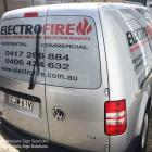 Van signage Sydney Van signage created by Absolute Sign Solutions Sydney Australia