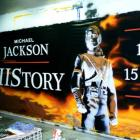 Banners Signwritten in Sydney Michael Jackson mural handpainted to large banner billboard Sydney Australia