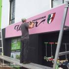 Shopfront signs