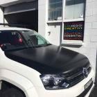 Ute bonnet wraps Vehicle bonnet wraps - Sydney Australia