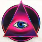 Airbrushing Sydney Airbrush eye design handpainted Australia