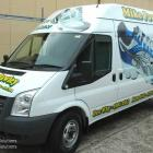 Van signwriting Van Signage Sydney by Absolute Sign Solutions Australia