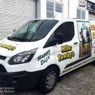 van decals Van Signage Sydney by Absolute Sign Solutions Australia
